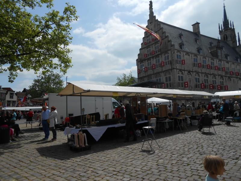 Goudse Keramiekmarkt 30 mei (Hemelvaartsdag) en 31 mei 2014